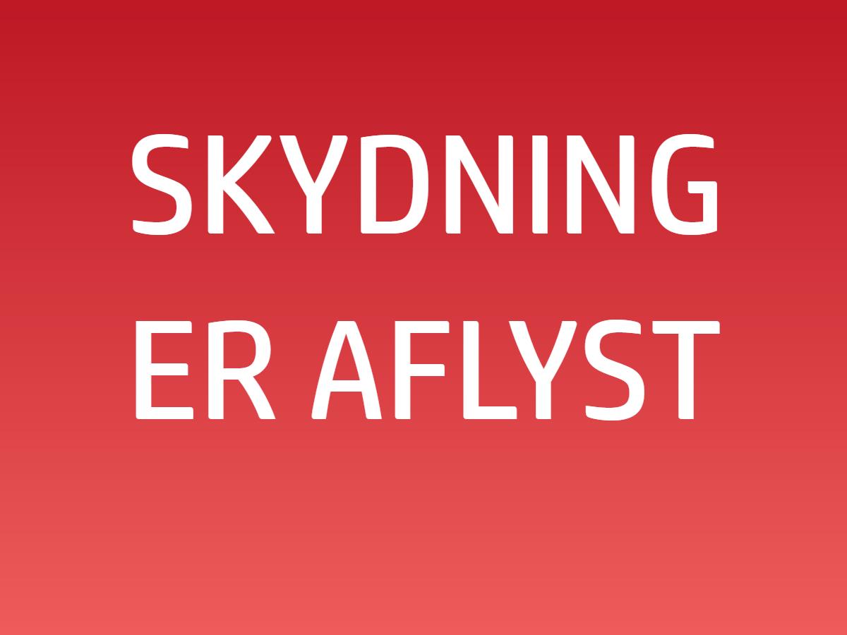 Juleskydning Fredericia Skytteforening